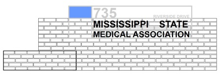 MS State Medical Association. Jackson, Hinds Co. artistic rendering 2014