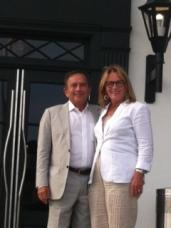 Chuck and Debbie Collins.