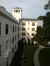 View from the roof.