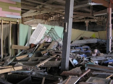 Interior 111 Main St., Bay St. Louis Hancock Co. MDAH 10-11-2005 from MDAH HRI db Accessed 8-13-2014