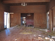 Interior Charnley Norwood House. Ocean Springs Jackson County. MDAH 11-30-2005 from MDAH HRI db accessed 8-24-2014
