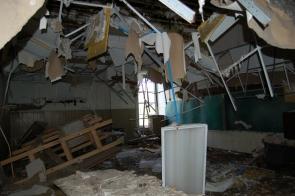 Classroom Interior 315 Clark, Pass Christian Harrison County J. Baughn, MDAH 5-23-2007 from MDAH HRI db Accessed 8-13-2014
