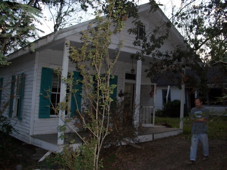 918 Calhoun St. Ocean Springs Jackson County. MDAH 9-13-2005 from MDAH HRI db accessed 8-24-2014