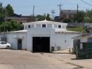 c1907 Gasometer, Vicksburg Gas Light Company. Vicksburg Warren County. Nancy Bell, Consultant. Aug 2007 from MDAH HRI db accessed 9-17-2014