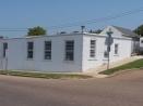 c1907 workshop, Vicksburg Gas Light Company. Vicksburg Warren Co. Nancy Bell, Consultant. Aug 2007 from MDAH HRI db accessed 9-17-2014
