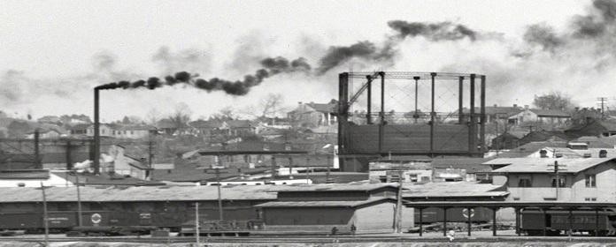 Detail of 1909 Detroit Publishing panorama of Vicksburg