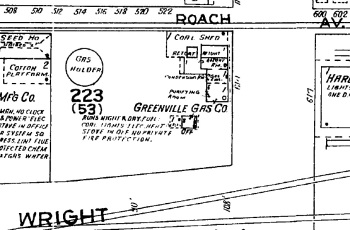 Greenville Gas Co. Feb 1925