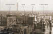 Jackson Gas Light Co. City Gas Works Jackson, Hinds Co. c.1909 detail from larger panorama photograph w notes