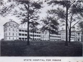 Jackson Asylum ca1920s