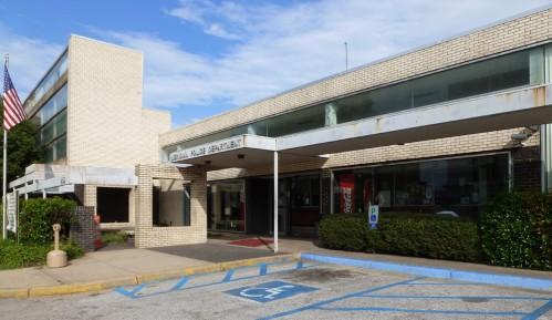 Meridian Police Station