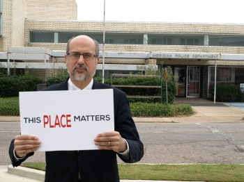 John Poros with MSU School of Architecture sums it up-the Meridian Police Department matters.