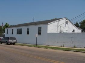 pre-1886 retort house, Vicksburg Gas Light Co. Vicksburg, Warren Co. Nancy Bell, Consultant. Aug 2007 from MDAH HRI db accessed 9-17-2014