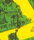 Vicksburg Gas Light Co. Vicksburg, Warren County. Detail from Vicksburg Map 1871.