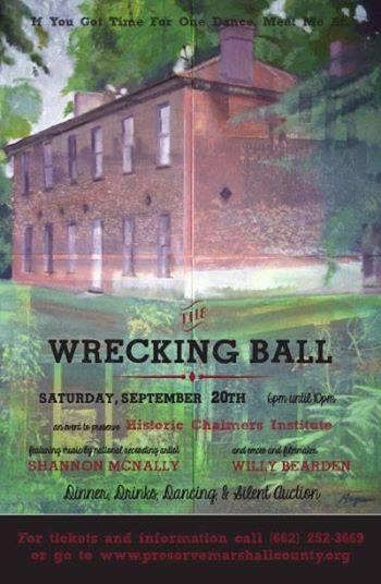 Wrecking Ball 2014