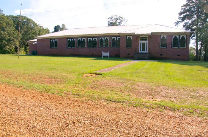 Zama Consolidated School Building