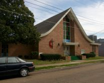 Central Methodist Church, 1965-66, Modern, Godfrey, Bassett, and Pitts, Jackson