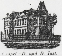 JacksonIllustrated1887--Deaf and Dumb Institute Chapel