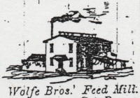 JacksonIllustrated1887--Wolfe Bros Feed Mill 1