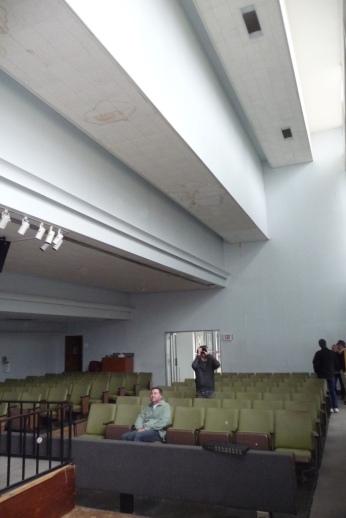 Meridian Police Station, Modern Meridian Tour, December 13, 2014