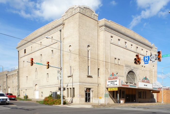 Hamasa Temple Theater (1923, Emile Weil; Wetmore & Priester)