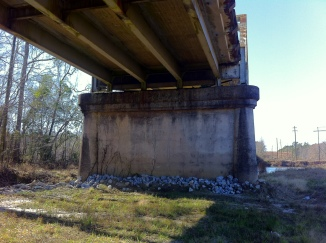 Hwy 26 Pascagoula River Bridge George County, MS 1-2015 (2)