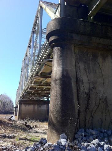 Hwy 26 Pascagoula River Bridge George County, MS 1-2015 (3)