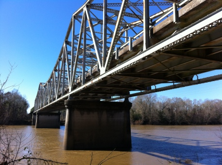 Hwy 26 Pascagoula River Bridge George County, MS 1-2015 (5)