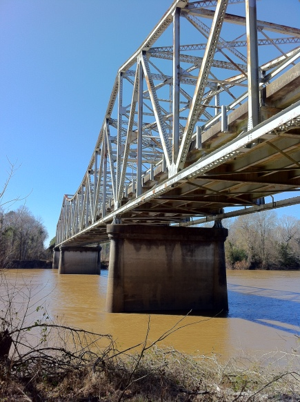 Hwy 26 Pascagoula River Bridge George County, MS 1-2015 (6)