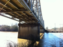 Hwy 26 Pascagoula River Bridge George County, MS 1-2015 (7)