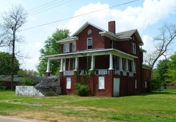 I.T. Montgomery House (1910s), Mound Bayou