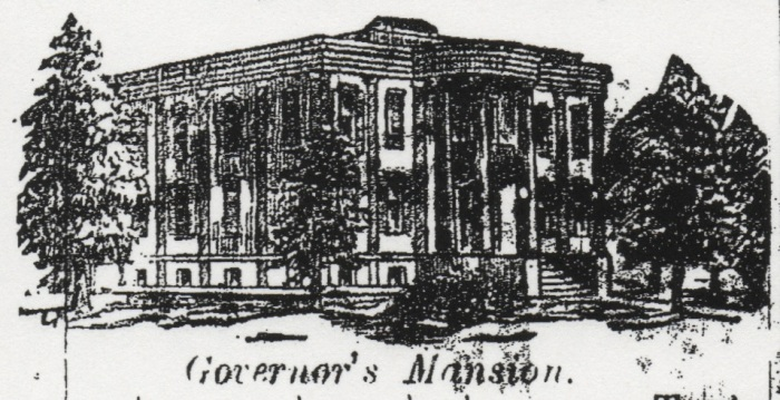 JacksonIllustrated1887--Governors Mansion