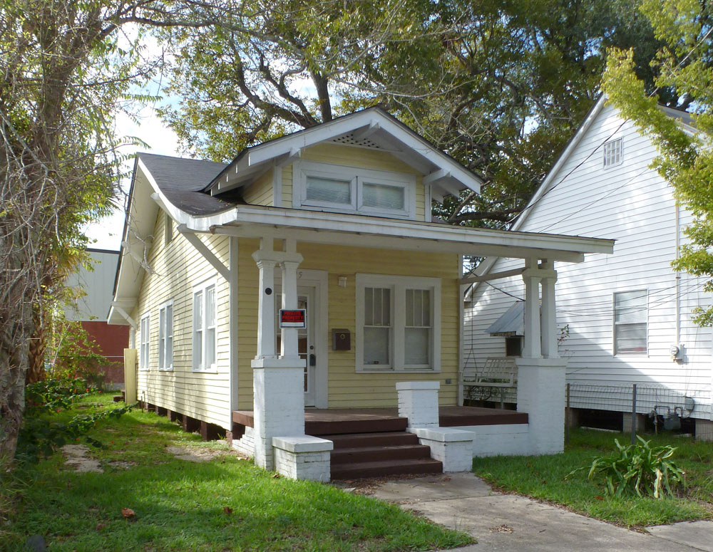 Lameuse street craftsman preservation in mississippi for Side by side homes