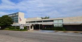 Meridian Police Station, Meridian, Lauderdale County.