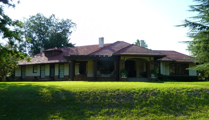 Peterson House, 3220 Drummond Street, Vicksburg