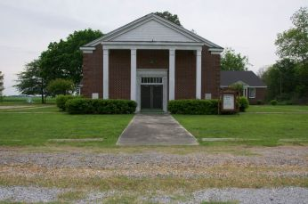 Duncan Baptist Church 1956