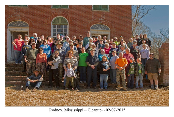Rodney Cleanup 2015