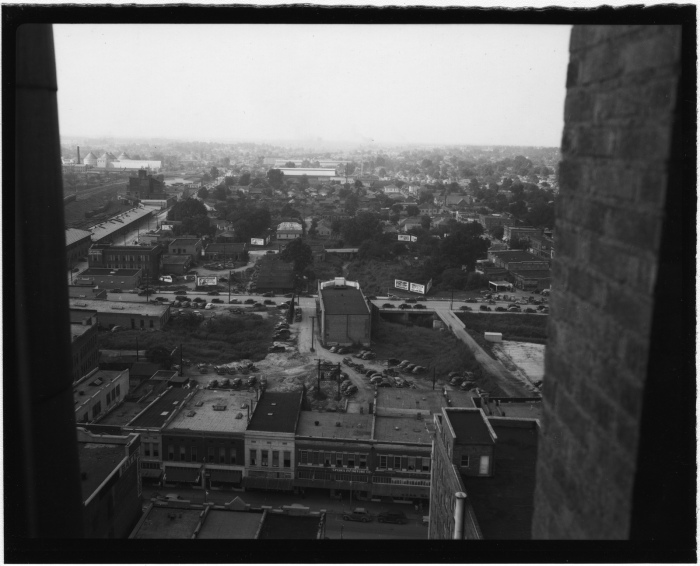 Jackson, Miss. 1941.  Collection: Witbeck, C. W., Photograph Collection Call number: PI/COL/1982.0016 System ID: 102339.