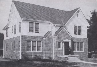 J. Peyton McKay Apartments. From Guide to Better Homes. Published 1937. American Builder and Building Age.