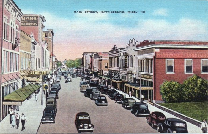Hattiesburg is the hub of South Mississippi and the center of a rich agricultural section, enjoying an average growing season of 240 days per year.