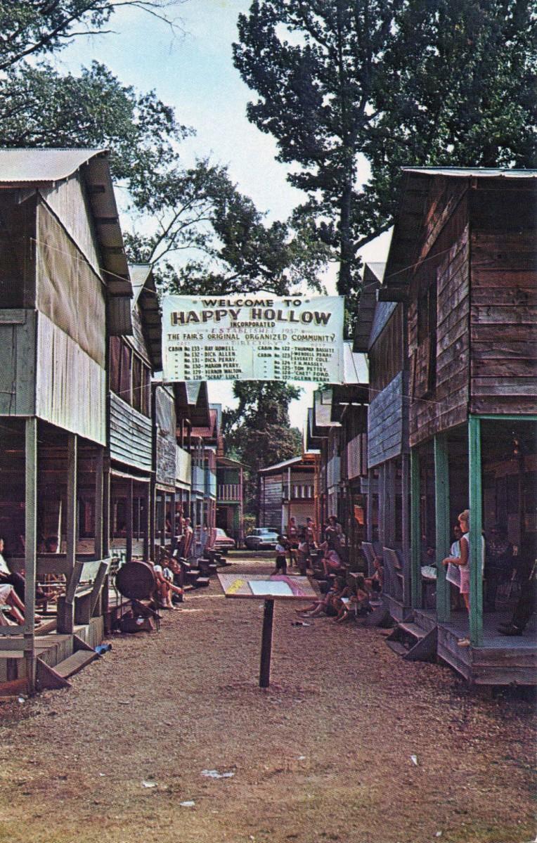 Mississippi Streets: 1960s Neshoba County Fair