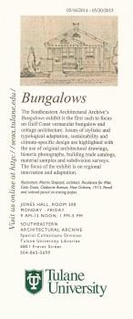 Tulane bungalows