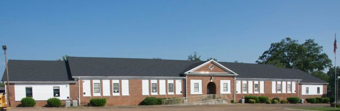 Coffeeville Administration Building