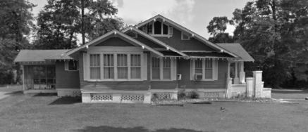 Side Elevation 1023 Dogwood Dr. Fernwood, MS Google Street View image May 2014. Accessed 6/15/2015.