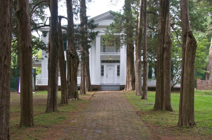 Rowan Oak front elevation