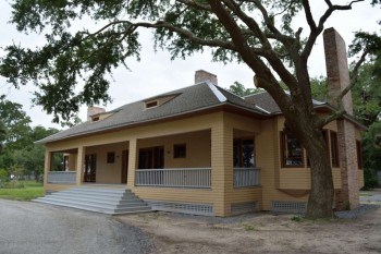 The Charnley-Norwood House in Ocean Springs will be open as part of the Save My Place Preservation Trail on August 15.