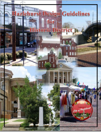 Hazlehurst Design Guidelines for Historic District