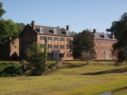 Jefferson College, photo dated 10-21-2010 by Jennifer Baughn, MDAH. Downloaded from Historic Resources Database.