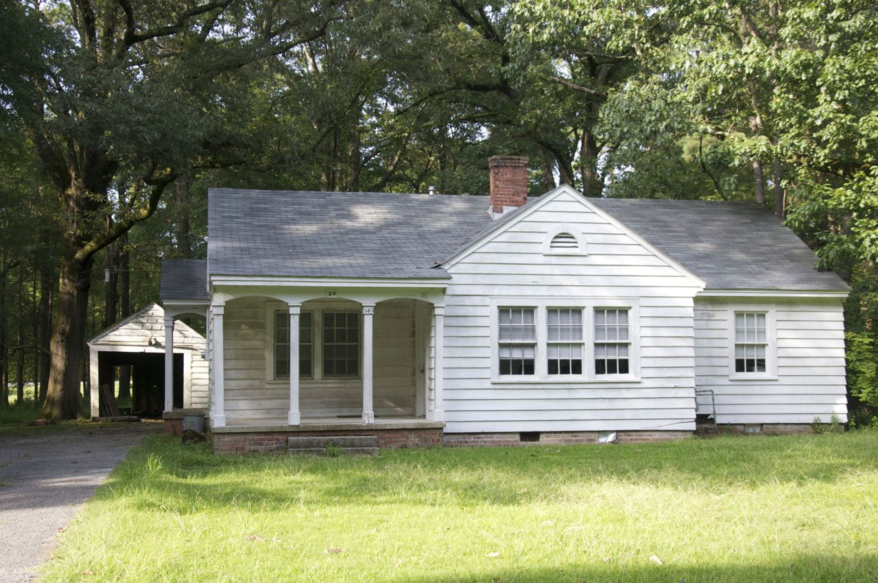 New Deal In Mississippi Tupelo Homesteads Preservation