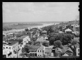 Vicksburg, Mississippi and an arm of the Mississippi River just before a rainstorm in the afternoon Marion Post Wolcott (1910-1990), photographer Date Created: 1940 May. Medium: 1 negative : safety ; 3 1/4 x 4 1/4 inches or smaller.