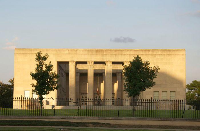 War Memorial Building front